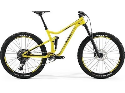 Merida One-Forty 800 Yellow
