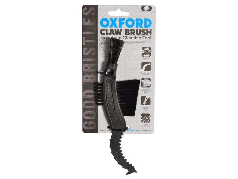 OXFORD Claw/ Cassette Brush click to zoom image
