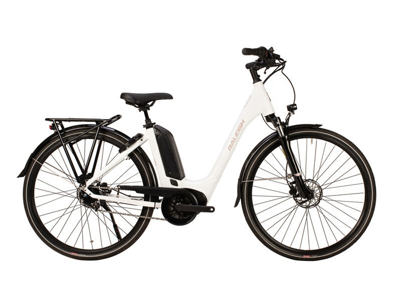 Raleigh Motus Tour Low Step Hub Electric Bike click to zoom image