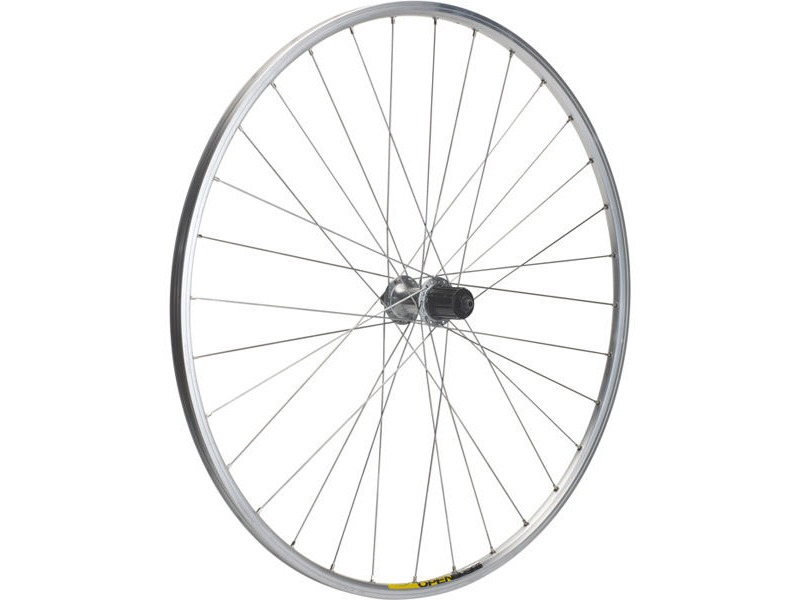 M Part Shimano R400mavic Open Elite Silverdt Swiss Pg Rear Wheel