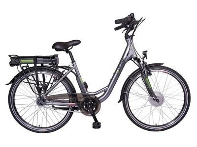 Pulse ZL-5 Low Step Electric Bike.